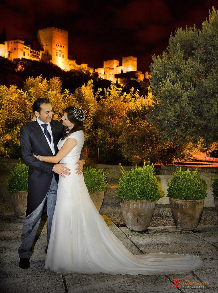 fotografos bodas granada